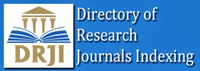 Indexed by Directory of Research Journal Indexing